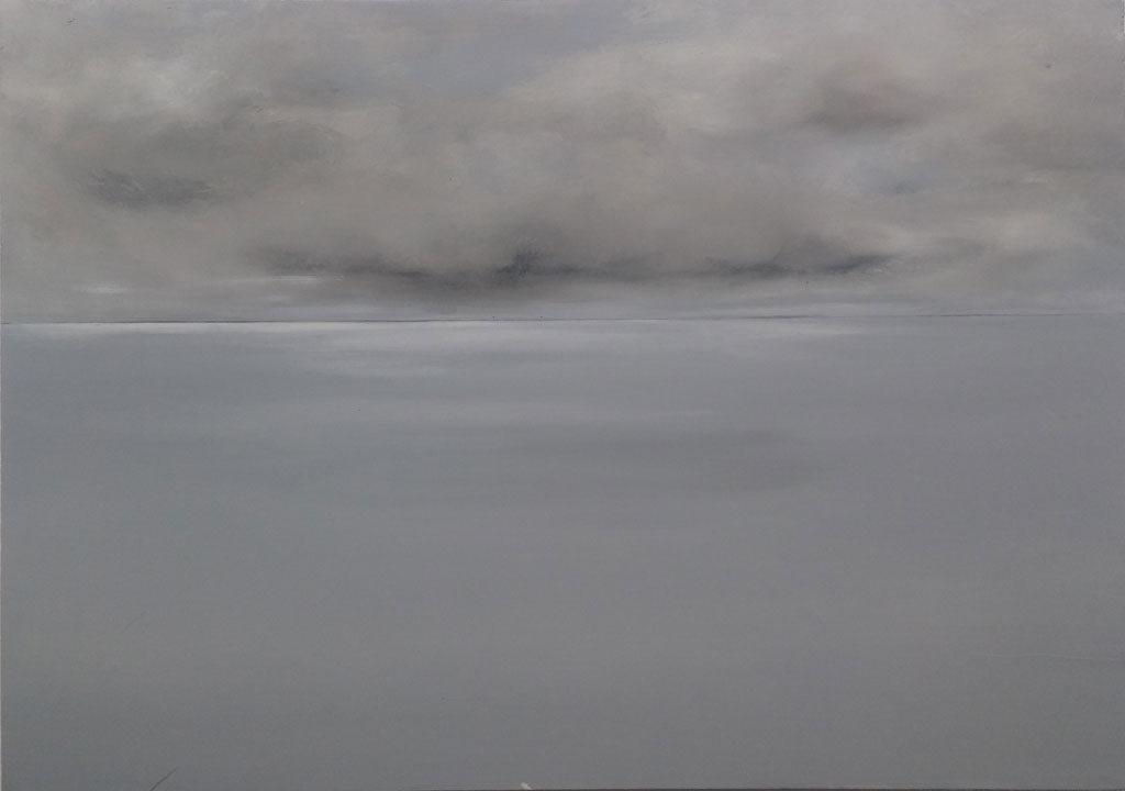 Zur Ausstellung 'côte de plurien'
